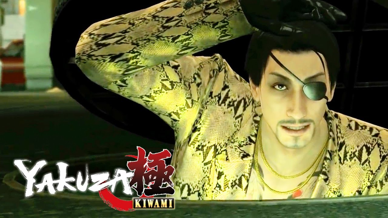 Yakuza Kiwami – PC Launch Date Trailer