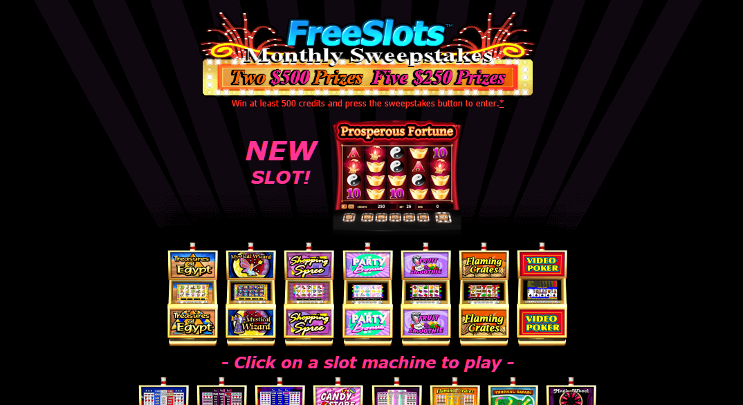 Free Slot Machine Flaming Crates