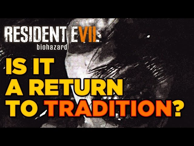 Resident Evil 7 – Impressions with Mike and Mary