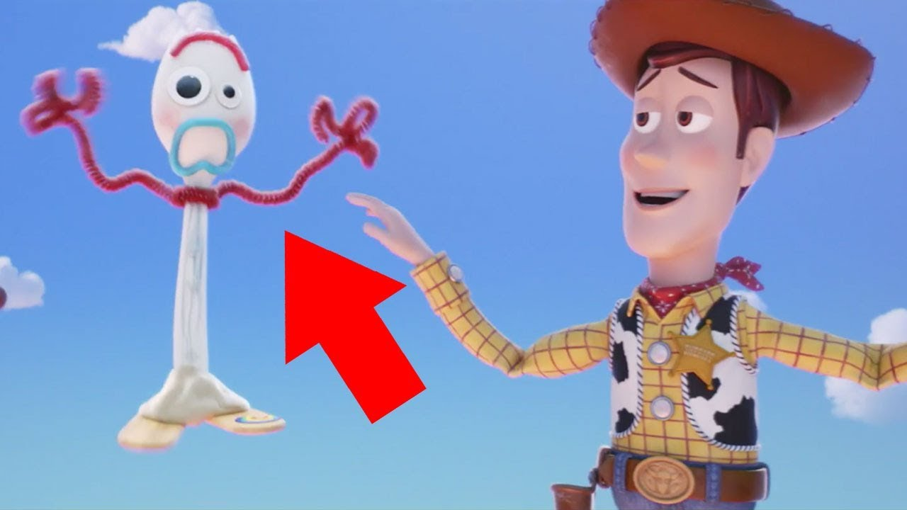 Toy Story 4 Teaser Trailer BREAKDOWN Everything We Know
